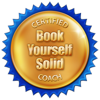 Book Yourself Solid Coach badge