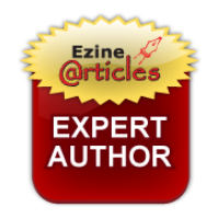 Ezine Articles Expert Author badge