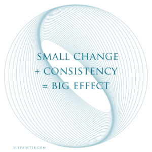 Graphic of Make a Small Change