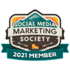 Society Media Marketing Society 2021 Member Badge