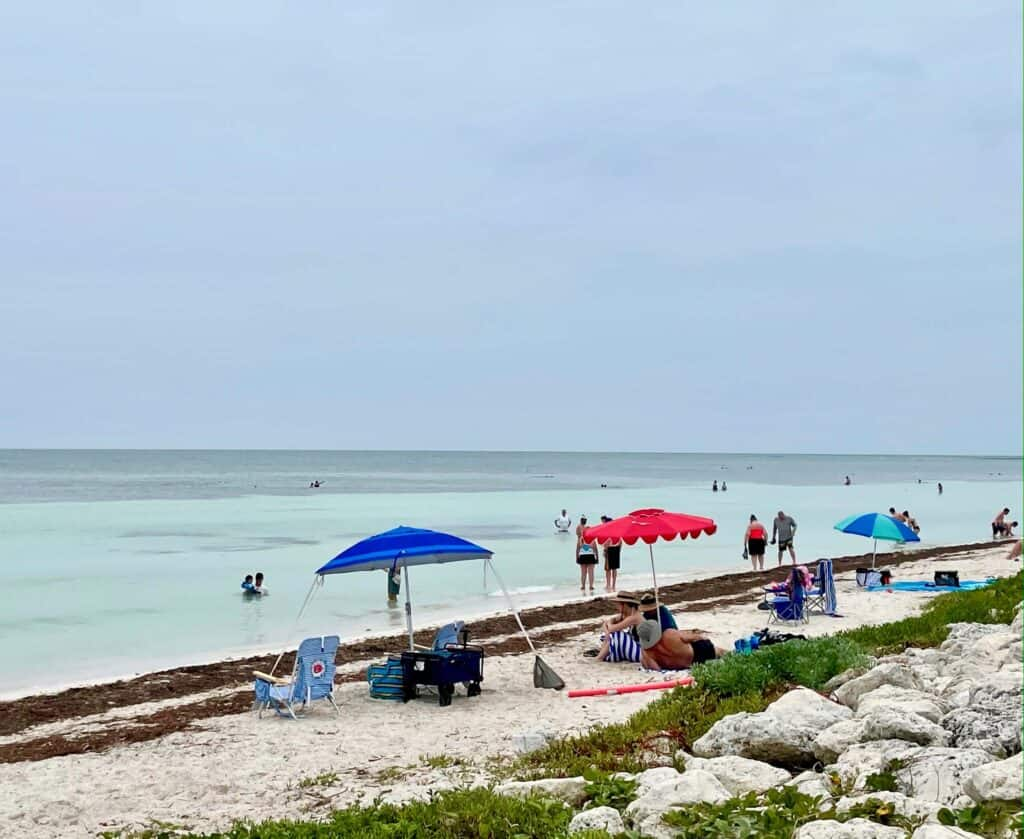 Photo of Curry Hammock State Park Florida beach