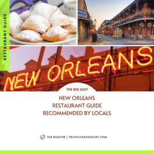 New Orleans Restaurant Guide